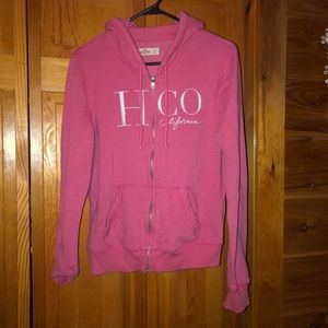 Hollister sweatshirt!